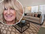 Christine McVie has put her luxury London apartment on the market with a £3.6 million price tag
