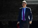 Business Secretary Greg Clark has annoyed his cabinet colleagues over Brexit