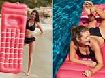 The Bravissimo lilo has already been widely praised by women who struggle to get comfortable on holiday