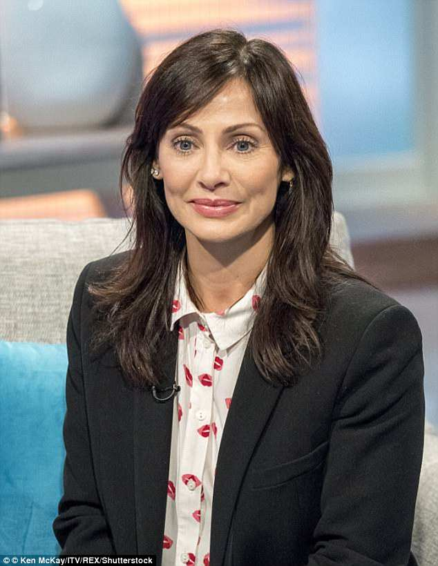 Glowing:In February, fans went wild over her youthful visage when Natalie appeared on Lorraine to discuss how she fell into music after struggling to get into acting