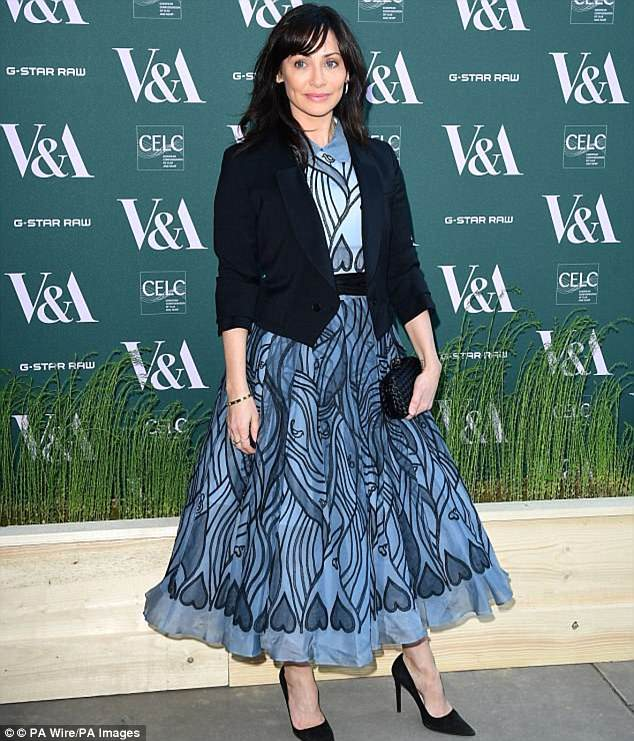 Radiant!Dr Firas Al-Niaimi, Group Medical Director for sk:n, told MailOnline: 'Ageing is inevitable, yet Natalie Imbruglia is fortunate enough that her years have been kind to her'