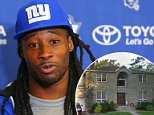 Roosevelt Rene, a family friend of New York Giants cornerback Janoris Jenkins, was found dead in the football player's home in New Jersey early Tuesday