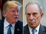 Michael Bloomberg is considering challenging President Donald Trump in the 2020 election, running as a Democrat