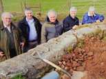 Pensioners, farmers, teachers and pub landlords in Michaelston y Fedw, came together to install broadband