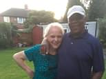 British coupleCharlie Anderson, 74, and his wife Gayle, 71, (pictured) were found dead at their home in Jamaica. Police now fear they had a contract on their heads