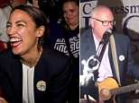 I've won: This was the moment an astonished Alexandria Ocasio-Cortez realized she had beaten Joe Crowley in her Democratic primary