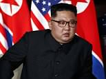 Kim Jong-un (pictured) ordered the public execution of a high-ranking army officer – for giving his troops extra rations of food and fuel