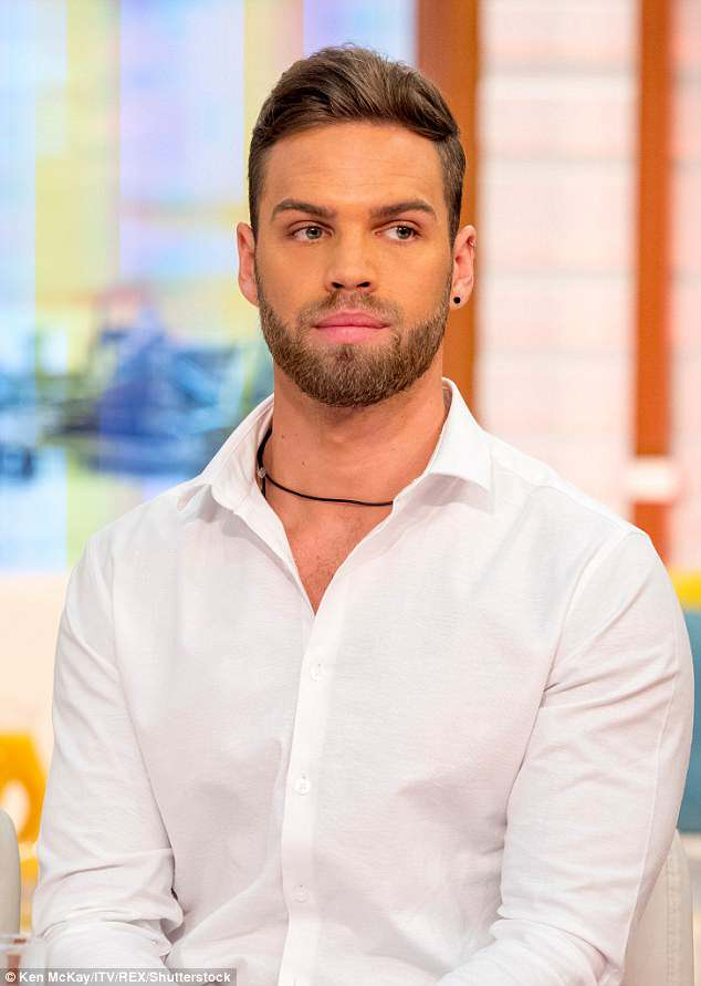 Mugging him off:Love Island alumni Dom Lever was left less than impressed by Adam Collard's revelation and took to Twitter to slam the lothario's romp claims