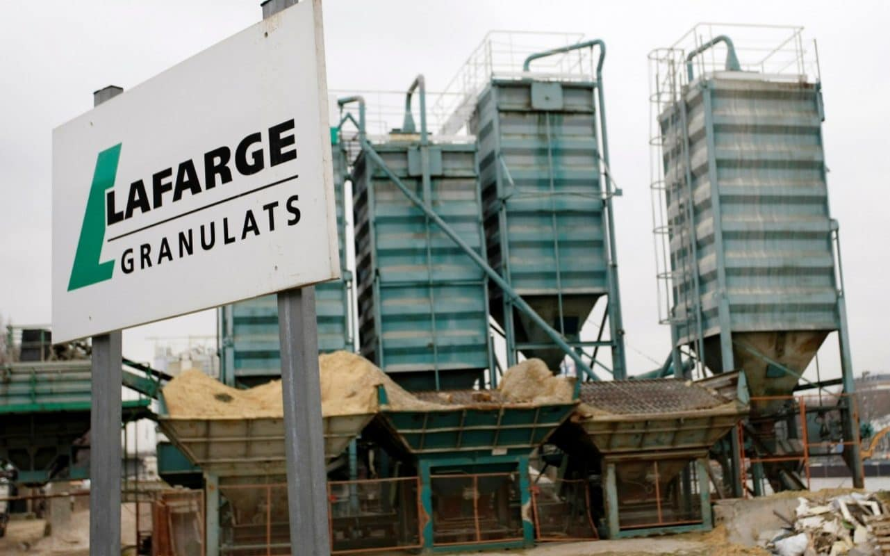 The allegations against Lafarge are the most serious against a French company in years