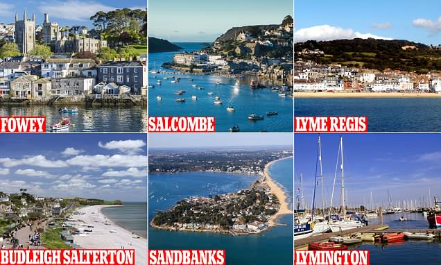 Halifax reveals best places to live by the seaside in the UK