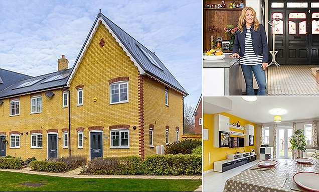 Sarah Beeny picks Cambridgeshire house for sale as her bargain of the month