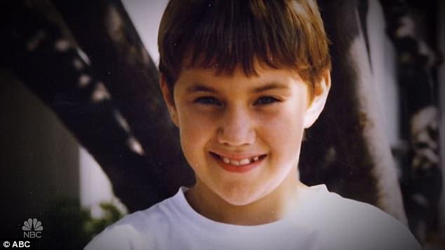 Felt hopeless: Brody said he felt hopeless growing up as a girl but feeling like a boy
