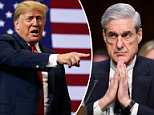 Donald Trump rarely targets Special Counsel Robert Mueller but took that step on Thursday, questioning on Twitter whether he has 'conflicts of interest' that taint his Russia probe