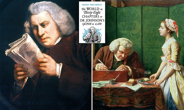 A sparkling WIT but a terrible husband:Dr Johnson