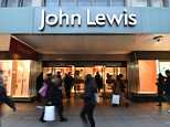 John Lewis partnership has felt the impact of uncertainty and change in the UK retail market
