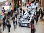 Shoppers are holding back from splashing out on big ticket items, according to GfK