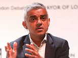 Sadiq Khan was grilled at the State of London Debate on Thursday evening
