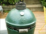 The Big Green Egg can cost up to £3,500 and is able to cook an entire pig
