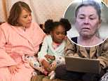 Rosanne Barr said it was 'penance' that her show was canceled without her receiving a payout in an interview that will air in full on Monday. She is pictured at her Utah home in June days after the scandal which stemmed from her racist tweets about former Obama adviser Valerie Jarrett