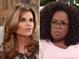 Maria Shriver opens up about wanting to be known as an individual rather than 'a Kennedy' in an interview with Oprah Winfrey on her Facebook Watch show, SuperSoul, which streams on Sunday at 11am EST