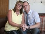 Arthur Morris, pictured with his wife Rebecca, said that Manchester Airport Parking Services Ltd denied having his £6,500 Peugeot 3008 until it turned up 35 days after they arrived back in the UK