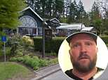 Darin Hodge was fired from Stanley Park Teahouse after he asked the customer to take off his Make America Great Again hat