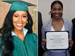 Destiny Brannon was stripped of her valedictorian status and scholarship following a miscalculation by DeSoto High School in Texas
