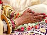Police in Bihar, northeastern India, said the bride walked out on her betrothed on Friday because of his 'unusual behaviour' after the lightning strike