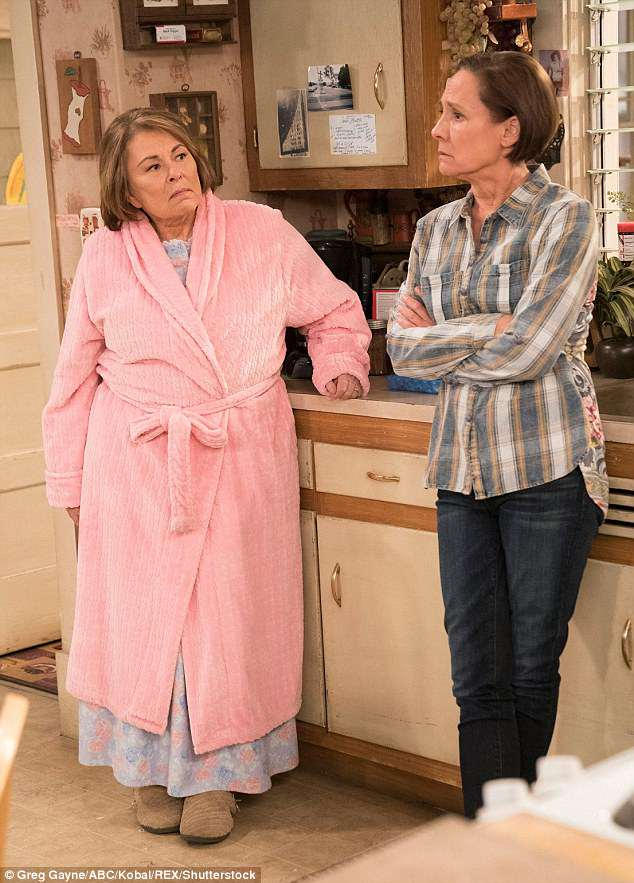 'I wish the best for everyone involved': In a statement, Roseanne said she agreed to have no creative or financial involvement in The Conners in order to save the jobs of 200 cast and crew