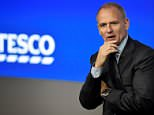 Tesco chief executive Dave Lewis is leading the grocer's turnaround as the market leader fends off fierce competition
