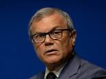 Bouncing back: Sir Martin Sorrell is preparing to float his new company S4 Capital this week