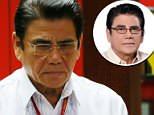 Philippine Mayor Antonio Cando Halili (pictured on Facebook) was shot dead on Monday, police say