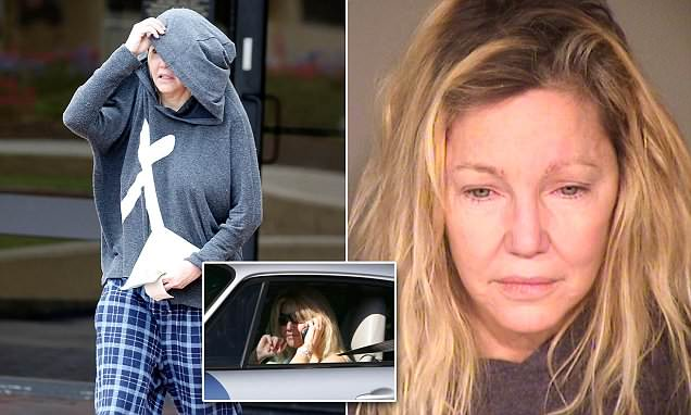 Heather Locklear has been placed on a 5250 psych hold at UCLA