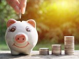 Happy pig: Fixed-rate savings deals are slowly creeping back up