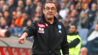 Chelsea expect Sarri in London for weekend talks