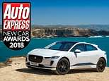 Electric dream come true: The Jaguar I-Pace SUV was commended for its style,  comfort, quality finish and impressive all-electric powertrain