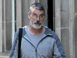 Simon Hayes (pictured outside Worcester Crown Court yesterday) is charged with fraud and perverting the course of justice