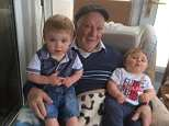 Police are hunting the 'scum' thieves who burgled the home of terminally ill 87-year-old army veteran Cyril Maddox