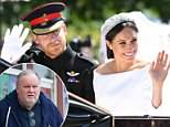 Thomas Markle Sr (pictured near his home in Mexico), 73, is said to fear the royal couple are now 'shot' of him and has reportedly told friends: 'I haven't talked with Meghan and Harry in a long time... I think they're shot of me now'