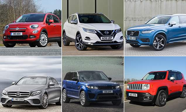 The 10 most unreliable new cars revealed