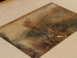 An unsigned painting by JMW Turner discovered in Scotland is believed to be worth six figures