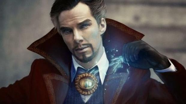 The Slight Appearance of Dr Strange Raises Public Anticipation