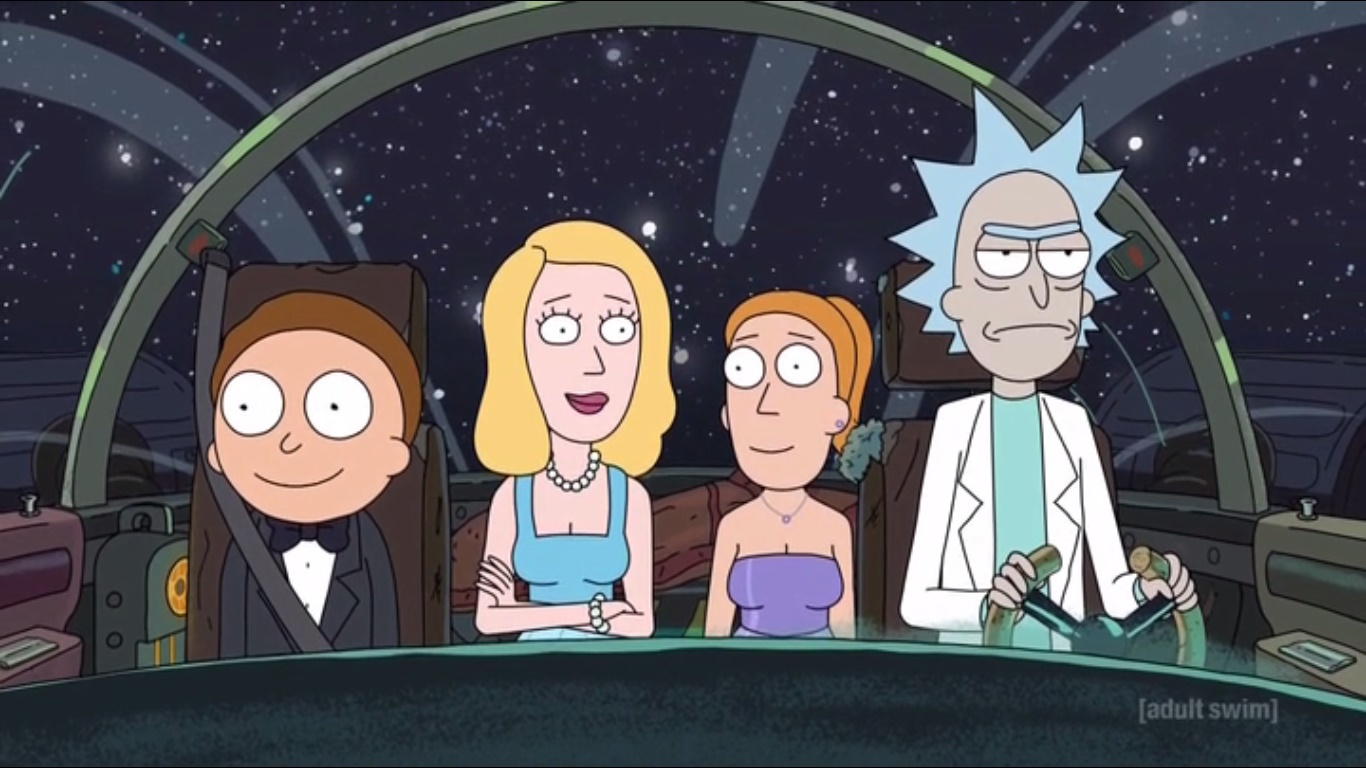 watch rick and morty season 3
