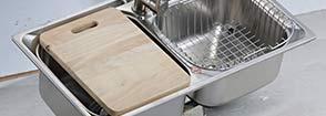 不锈钢水槽如何保养