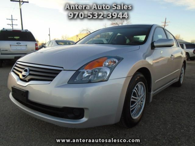 2009 Nissan Altima 2.5 S Auto ABS 4DR 3m/3k Nationwide Warranty