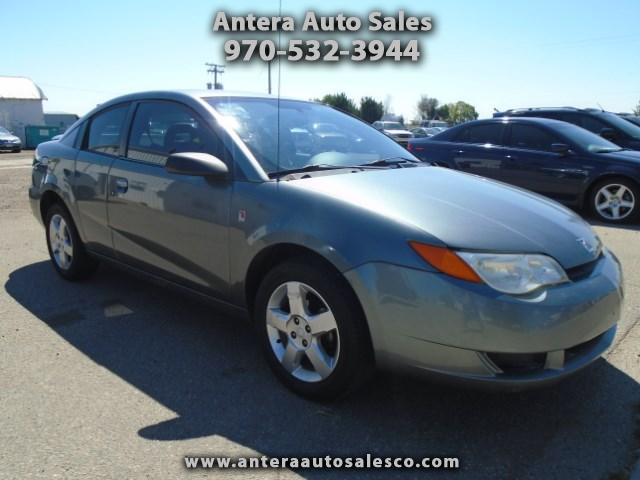 2006 Saturn ION Quad Coupe 2 Auto+3m/3k Nationwide Warranty