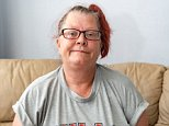 England hero Dele Alli's estranged mother Denise, 55, a cleaner, (pictured) today spoke of the heartache of not being able to be with him in Russia and share in his World Cup success