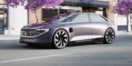 Chinese electric-car startup Byton reveals its second concept: a Level 4 self-driving sedan