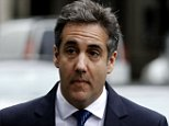 President Donald Trump's former lawyer Michael Cohen is siding with the intelligence community against his ex-boss