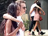 Paris j'tamie:Malia Obama and her British boyfriend Rory Farquharson (above) were seen walking the streets of Paris on Sunday in photos obtained by DailyMail.com
